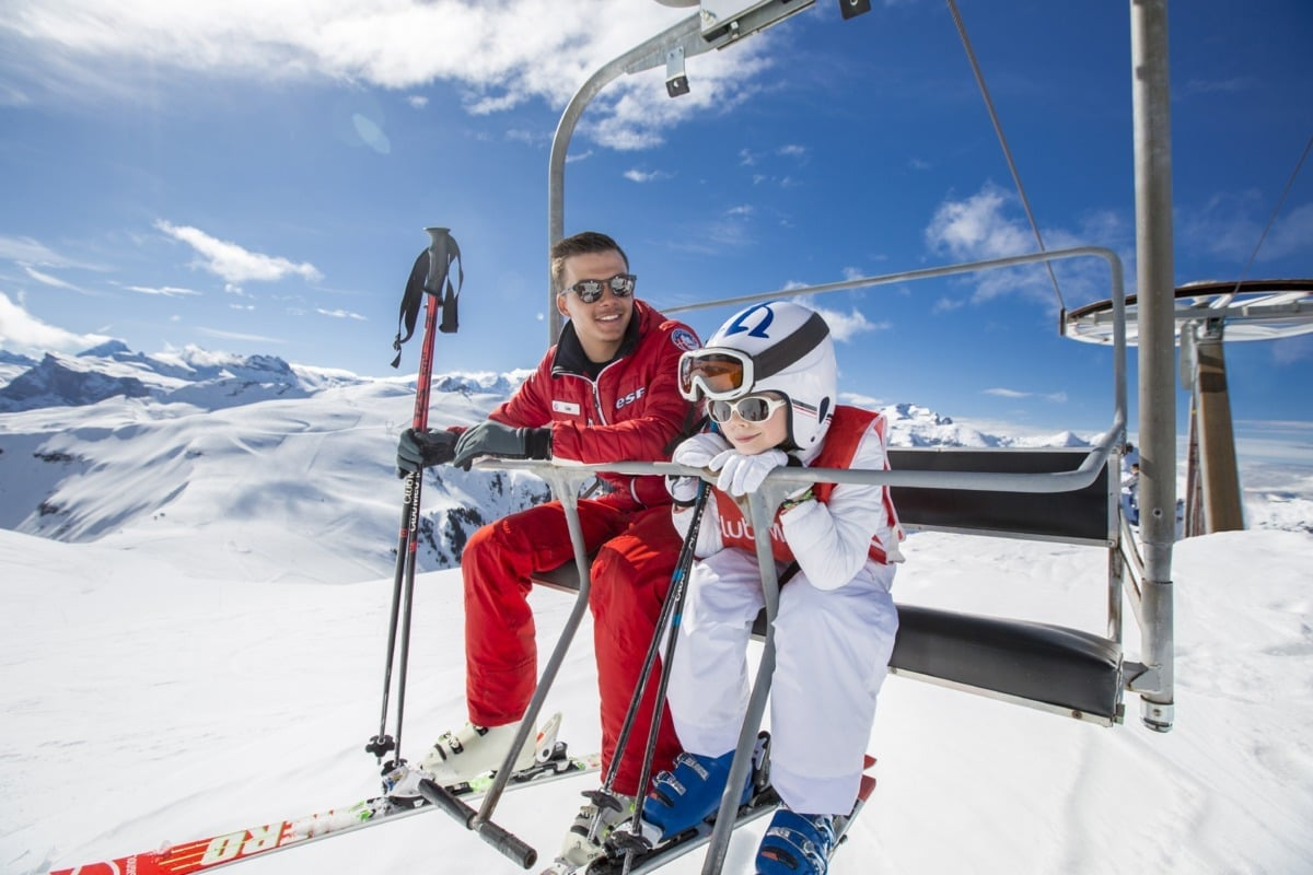Super narty w Alpach Francuskcih