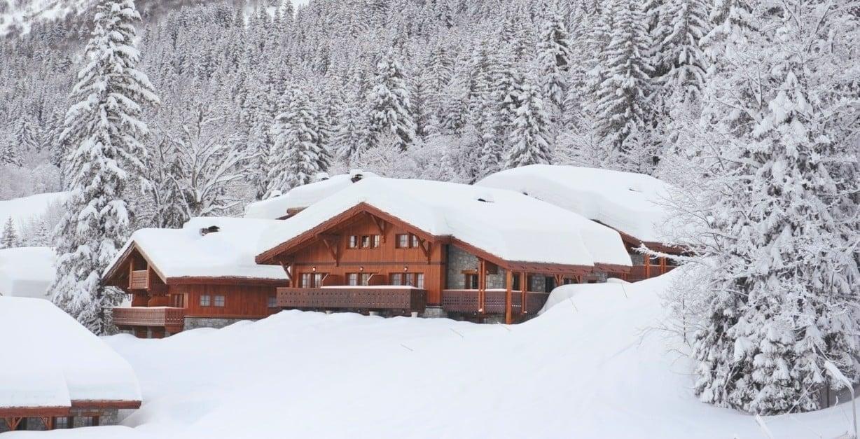 Valmorel Chalets – Wille w Alpach