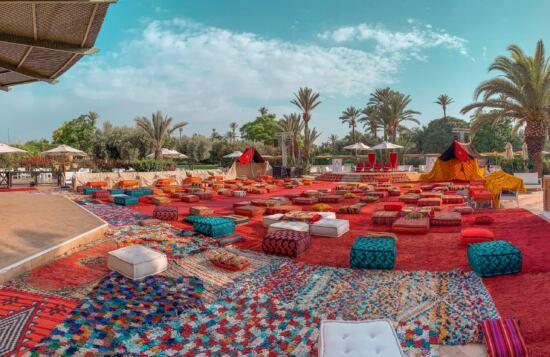 orientalny wieczor marrakesz