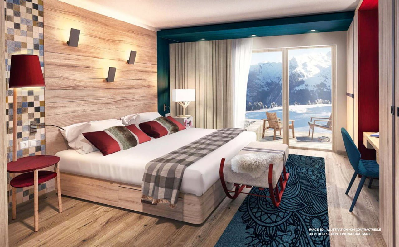 Grand Massif Chalets – Wille w Alpach