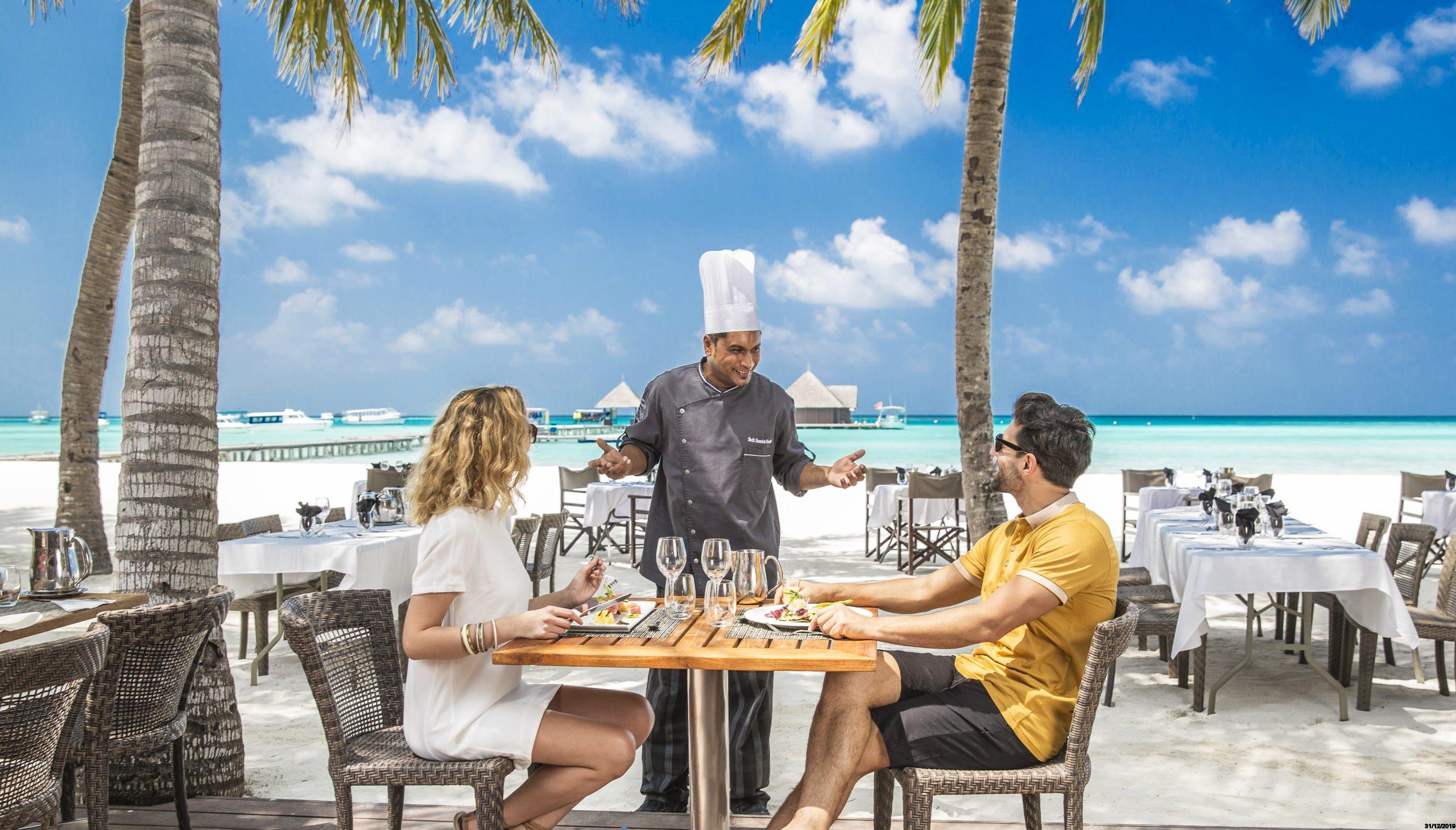 Kuchnia w Club Med
