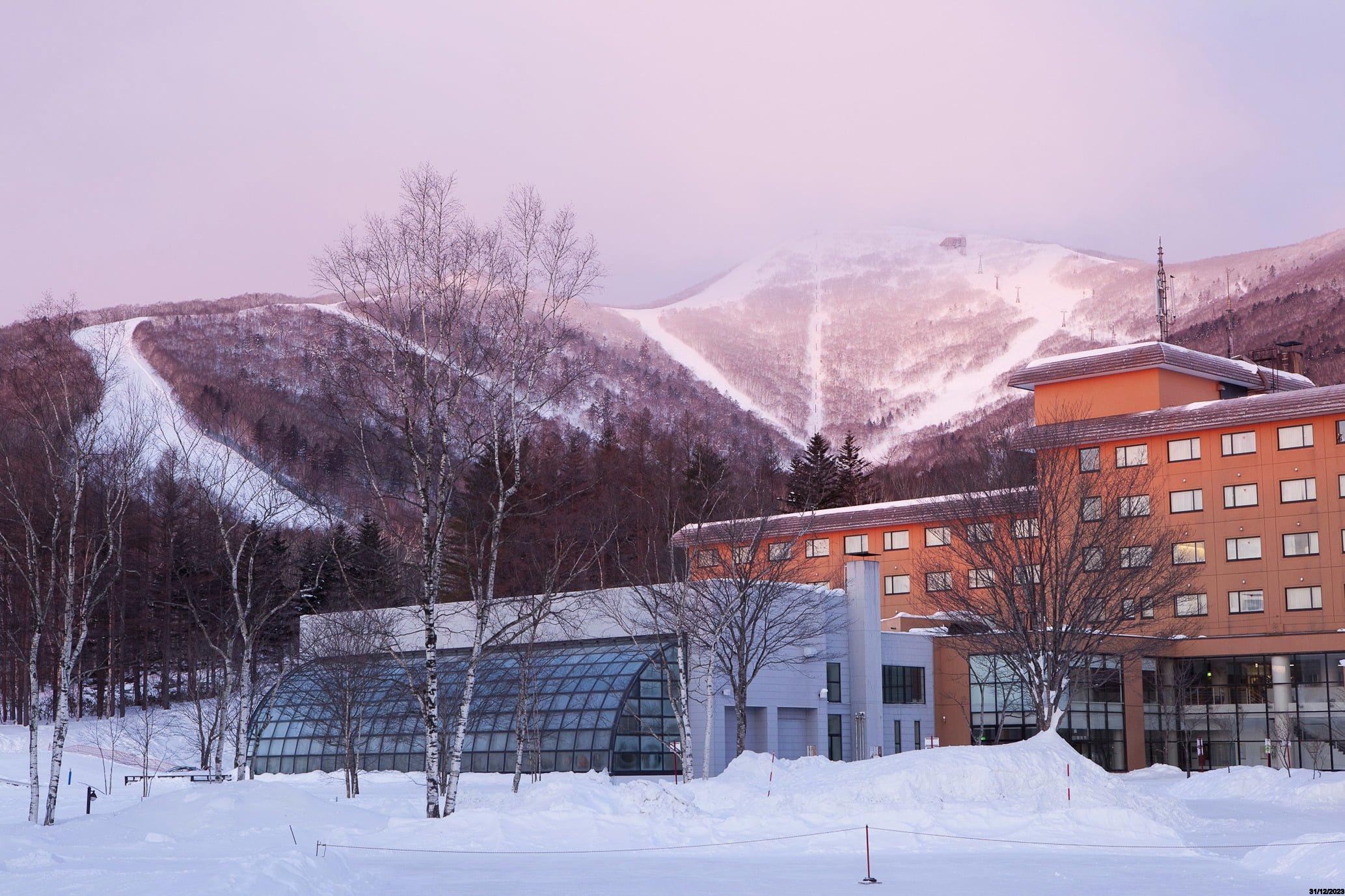 Sahoro Hokkaido
