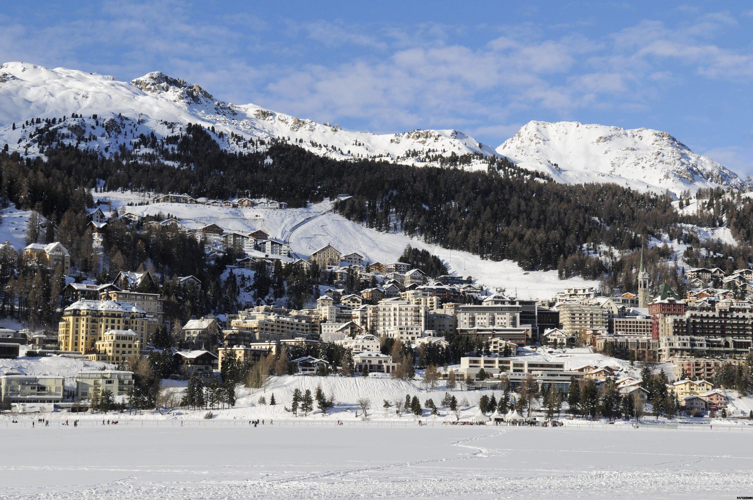Sankt Moritz Roi Soleil