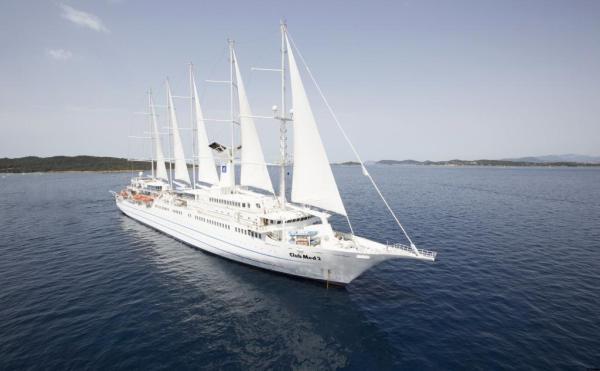 Rejsy statkiem Club Med 2