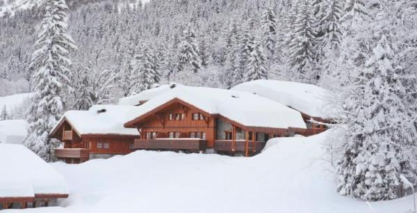 Valmorel Chalets - Wille w Alpach